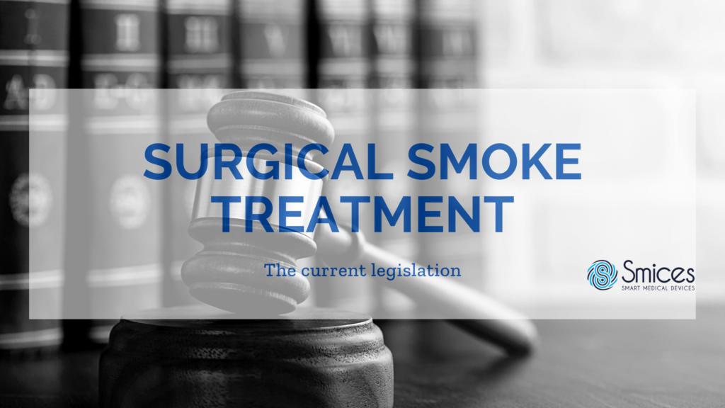 surgical smoke treatment